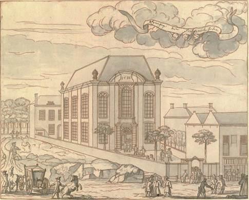 Daniel marot if then is now - Decoratie van trappenhuis ...