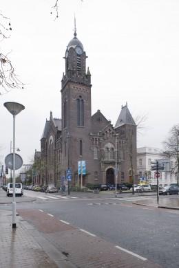 De Remonstrantse kerk te Rotterdam van Henri Evers en J.P. Stok Wzn (1895-1897)