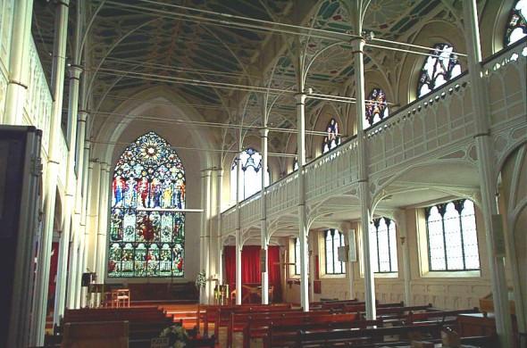 De Sint-Georgekerk in Liverpool