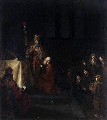Presentation in the Temple