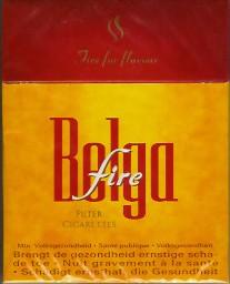 Belga Fire, het pakje zonder Belga-meisje