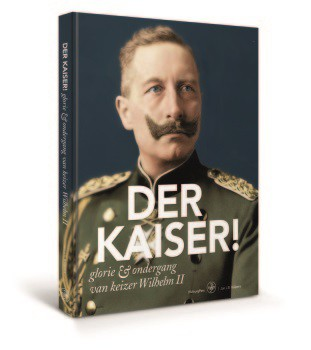 boek cover Wilhelm II