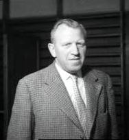 Gerben Wagenaar van de CPN in 1956