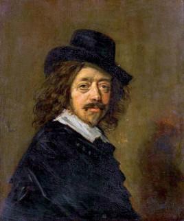 Frans Hals (1582/1583–1666), Zelfprotret