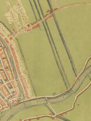 Kaart Joop van Deventer 1560