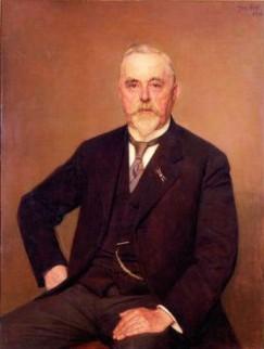 Portet van ingenieur G.J. de Jongh (1916)