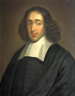 Portret Spinoza 1665