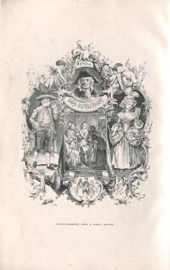 Voorblad Sara Burgerhart 8e editie 1891