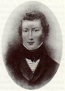 portret Thomas Ainsworth
