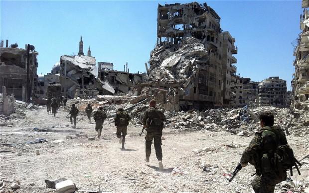 Afbeeldingsresultaat voor oorlog syrie