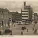 Zwart-wit foto van de Grote Markt in Den Haag, in 1935