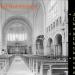 Dia presentatie VHH.org met een foto van het interieur van - toen nog - de Elisabethkerk te Rotterdam uit 1953. Herkomst Stadsarchief Rotterdam, nr 1976-6476. Foto François Henry van Dijk 1953.