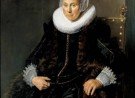 Frans Hals, Cornelia Vooght