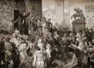 Petrus de Kluizenaar preekt de Kruistocht