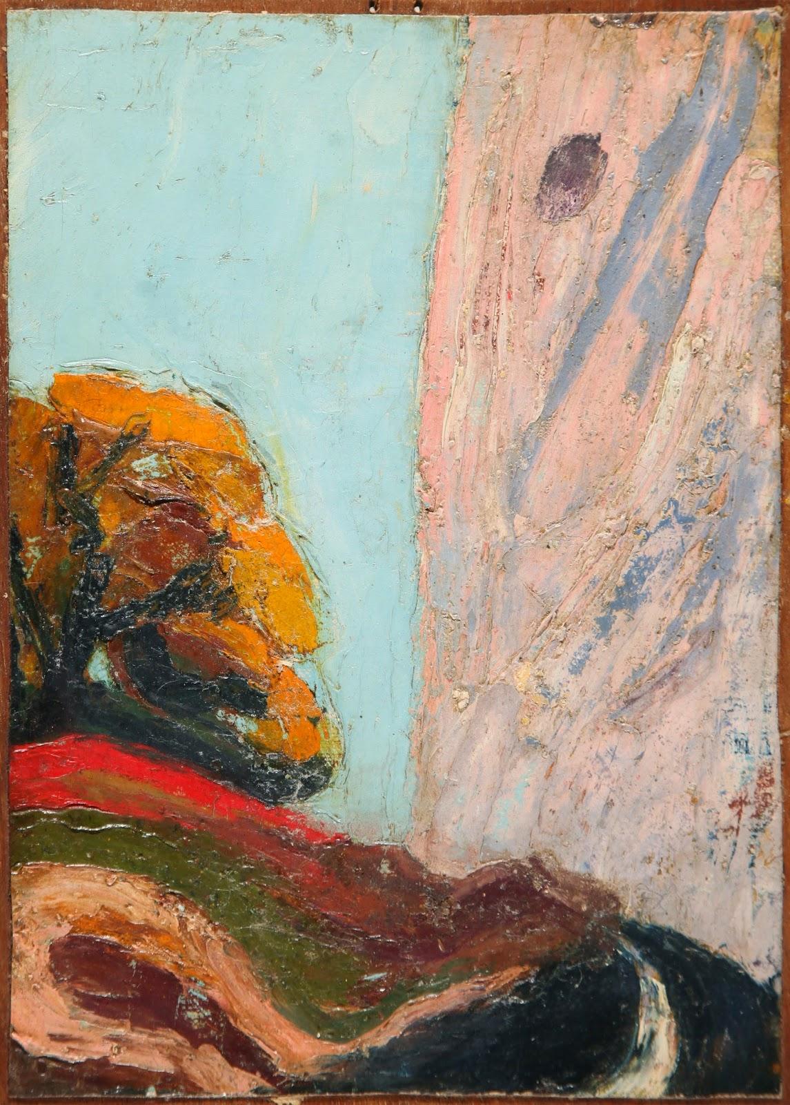 Umberto Joackim Barbera uit Italië ontdekt twee schilderijen op ...