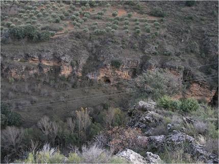 De Jarama VI-grot in het Spaanse Guadalajara