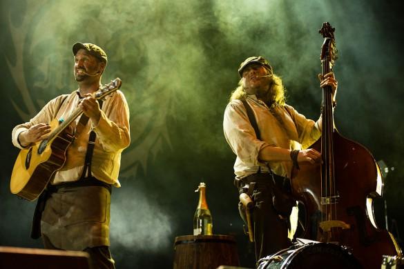 Cobblestones op het Mittelalterlich Phantasie Spectaculum 2014