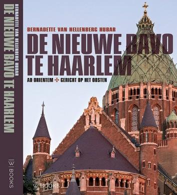 De omslag van mijn boek over de nieuwe Bavo!
