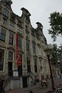 Foto van Cromhouthuizen aan de Herengracht Amsterdam