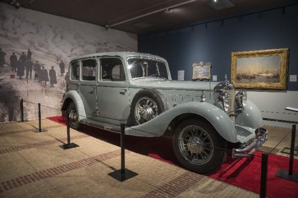 Mercedes van Wilhelm II