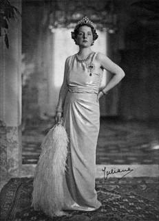 Staatsieportret van prinses Juliana