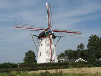 Zuiddijk Dreischor Schouwen Duiveland Zeeland
