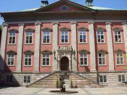 Nederlandse Ambassade in Stockholm, voormalig woonhuis van Louis de Geer