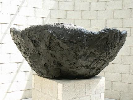 Kunstwerk van Armanda: Zwarte Schaal (1989)