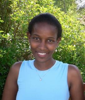 Foto van Ayaan Hirsi Ali anno 2006