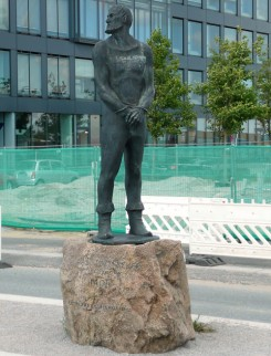 Standbeeld Klaus Störtebeker