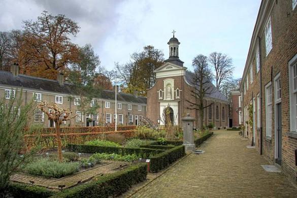 Begijnhof tuin Breda
