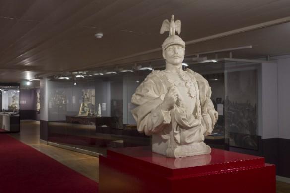 Borstbeeld Der Kaiser