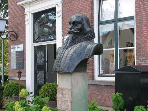 Borstbeeld Leeghwater