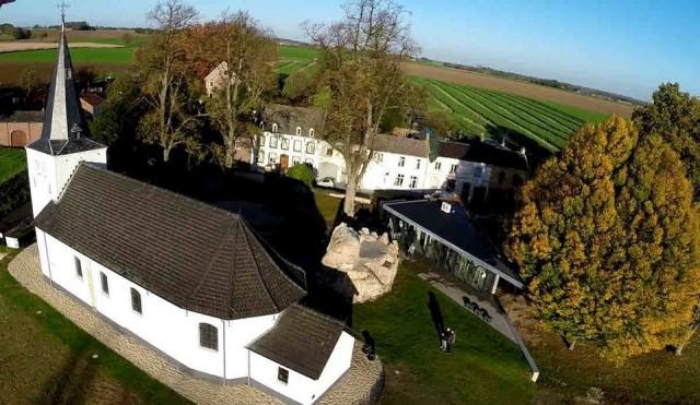 Het Clemensdomein te Oud-Merkelbeek. Herkomst foto Clemensdomein.