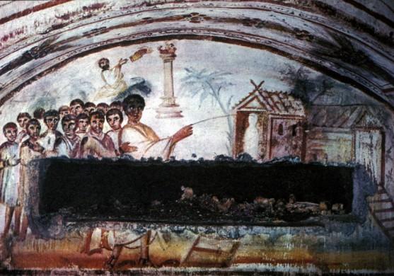 Romeinse Catacombe