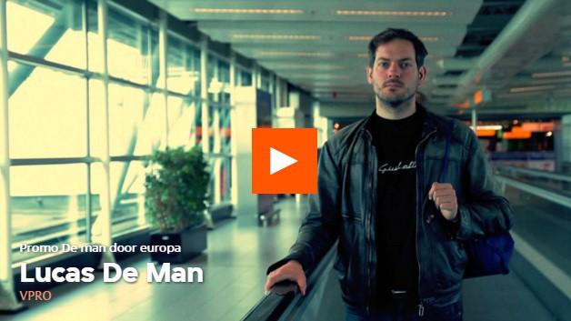 De man door Europa