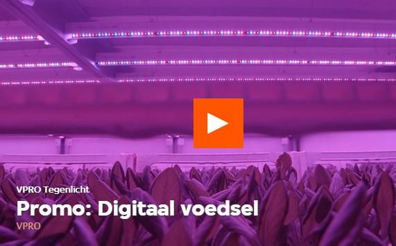 Uitzending Tegenlicht: Digitaal Voedsel