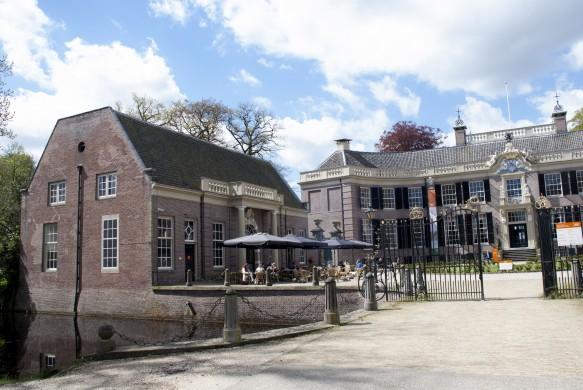 Baarnse Horeca in historische panden, kasteel Groeneveld