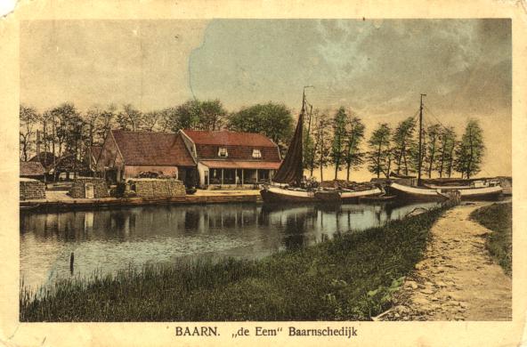 ''Baarnse Horeca in Historische panden'', Eemnesserweg 15b,