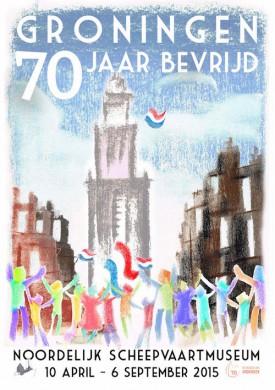Groningen 70 jaar bevrijd