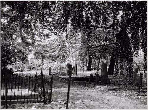 Algemene begraafplaats Amersfoort ca. 1980