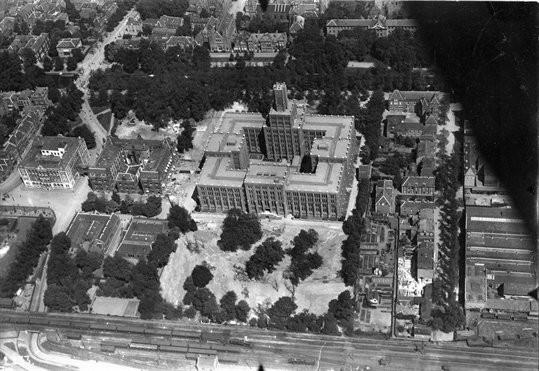 Derde hoofdkantoor NS Utrecht