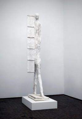 Fin: dit bronzen beeld zal geplaatst worden op het Lange Voorhout