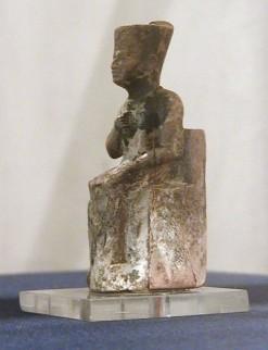 Beeldje van farao Cheops