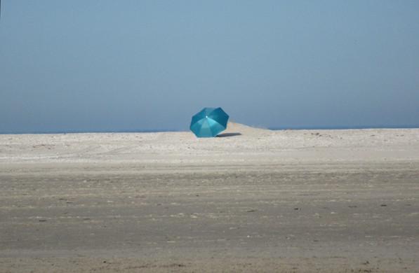 Op de zandmotor