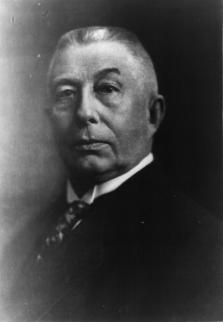 Portret Hendricus Colijn
