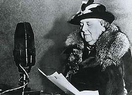 radio Oranje koningin Wilhelmina