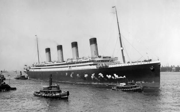 De Titanic RMS