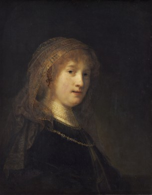 Saskia van Uylenburgh, 1634/1635-1640,