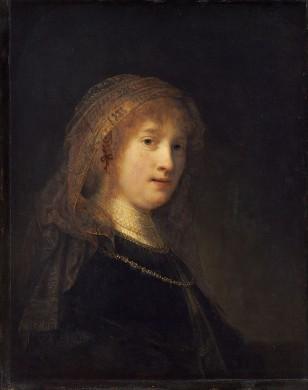 Saskia van Uylenburgh, vrouw van Rembrand